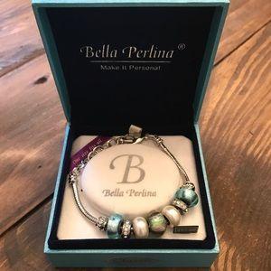 Bella Perlina Pandora Charm Bracelet